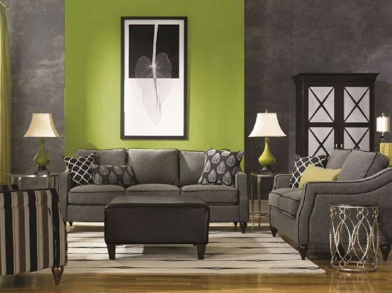 La-Z-Boy Delaney Sofa and Loveseat