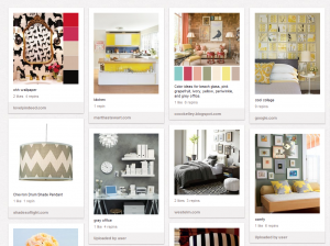 Pinterest Pinboard Home Decorating La-Z-Boy