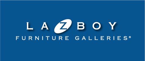 La-Z-Boy Logo Blue