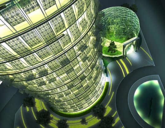 Qatar Cactus Building