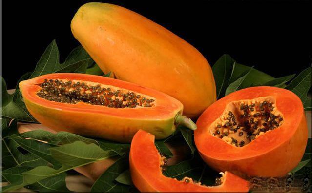Papayas Fruit