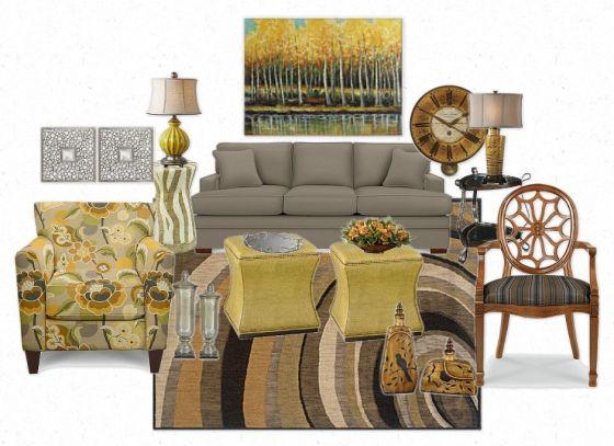 Olioboard by Jill Morse, Interior Designer ASID