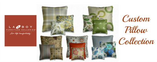 La-Z-Boy Custom Pillow Collection