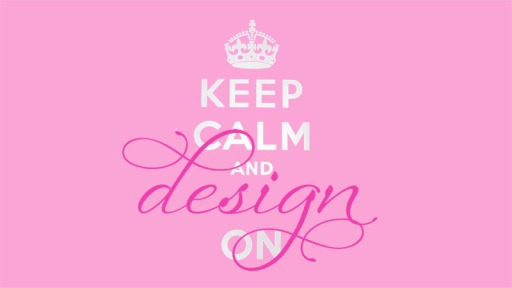Keep Calm Design On