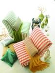 Striped Armless Karli Chairs - La-Z-Boy of Arizona Design meets Comfort