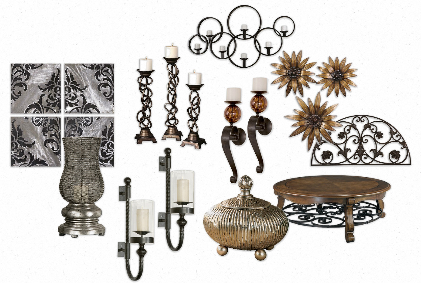 Metalwork And Iron Furniture Has Made An Interesting Journey Through The  Years. Wrought Iron Furniture Often Reminds Me Of Victorian Elegance That  Brings An ...