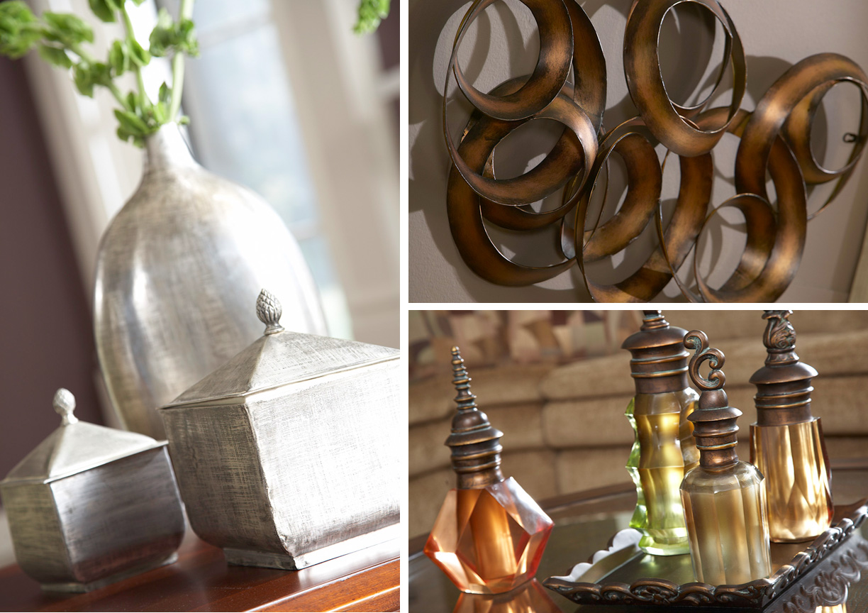 The Metal Element From Modern To Traditional Design