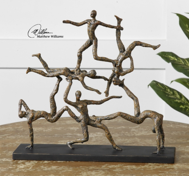 Balancing Act Uttermost Human Pyramid - Design meets Comfort - La-Z-Boy Furniture Galleries Arizona