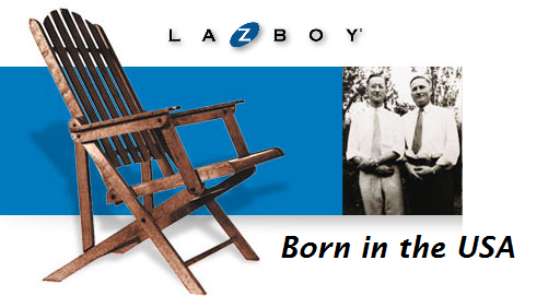 La-Z-Boy Born in the USA