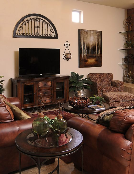 Room Design by: Lourdes Rozean Interior Designer - La-Z-Boy Furniture Galleries of Arizona