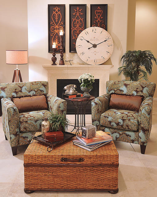 Sitting Room by Channan Warrell - La-Z-Boy Furniture Galleries of Arizona