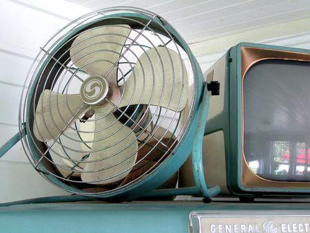Turn of Century fan