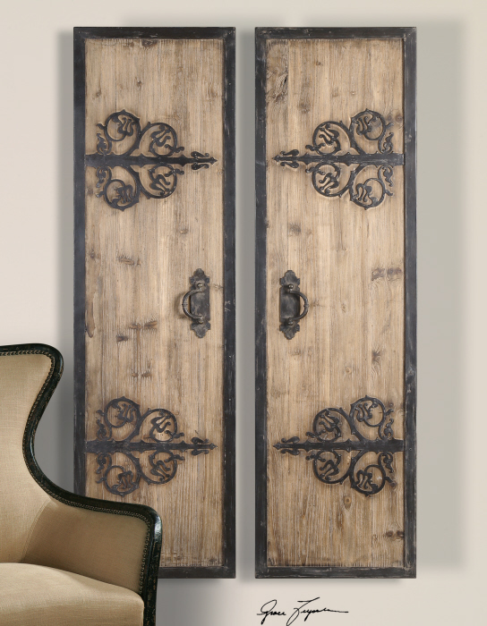 Abelardo Panels by Uttermost