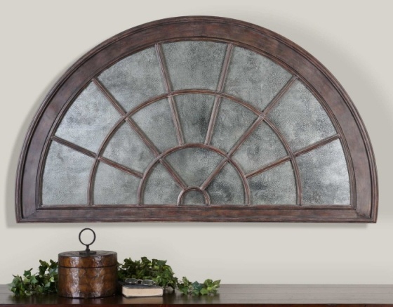 Grandby Arch Mirror by Uttermost
