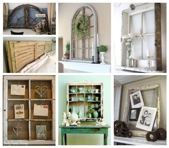 Old Windows and Doors - Design meets Comfort