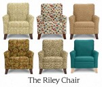 The Riley Chair by La-Z-Boy Furniture