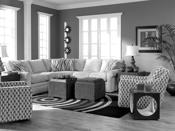 Grayscale Room A