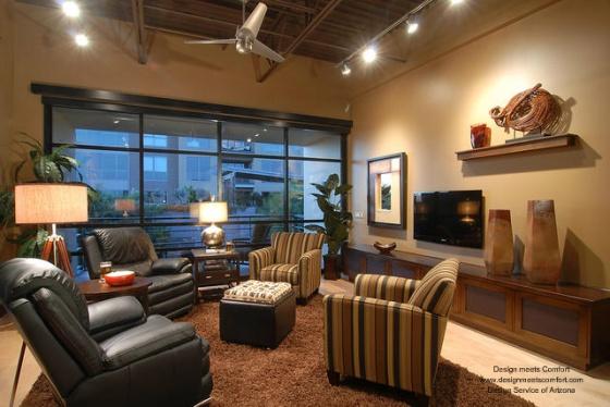 Designed by Joel Lilliquist - Interior Designer ASID