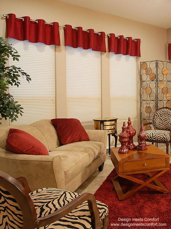 Room Designed by Jill Morse - Interior Designer, Associate Member IDS - designmeetscomfort.com