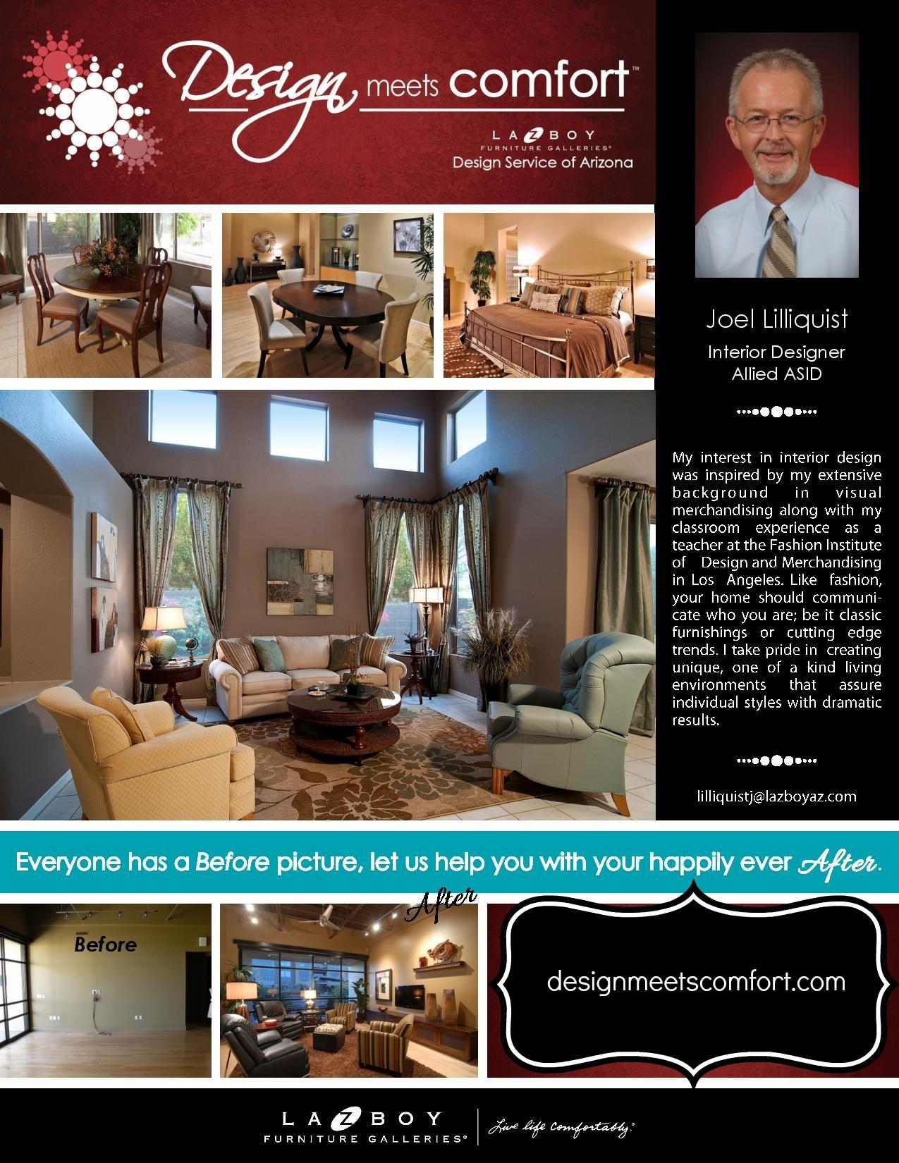 Joel Lilliquist Mesa Az Design Meets Comfort