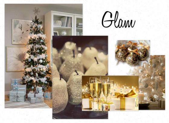 Glam Theme Christmas