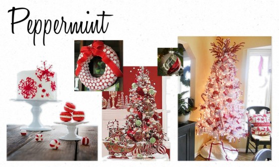 Peppermint Theme Christmas