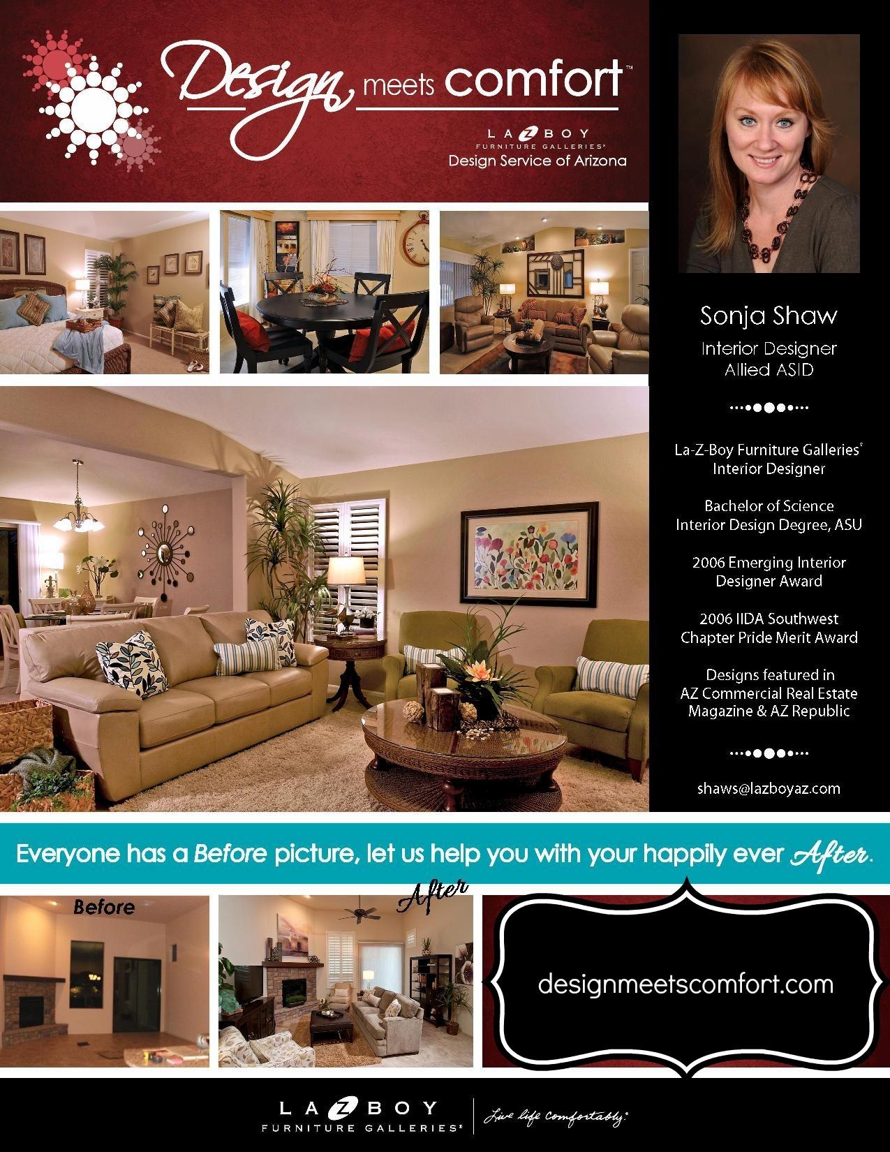 Sonja Shaw Mesa Az Design Meets Comfort