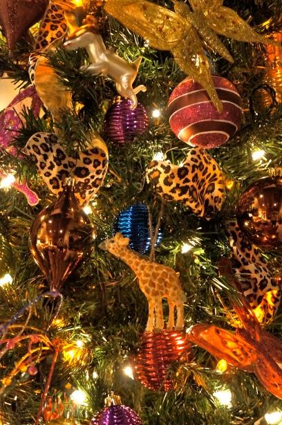 Treasure Christmas Tree - Joel Lilliquist