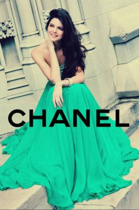 Pantone Emerald 2013 Chanel Ad