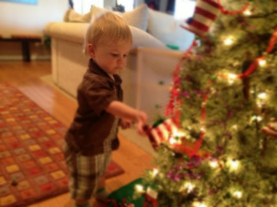Toddler Christmas Tree | Design meets Comfort
