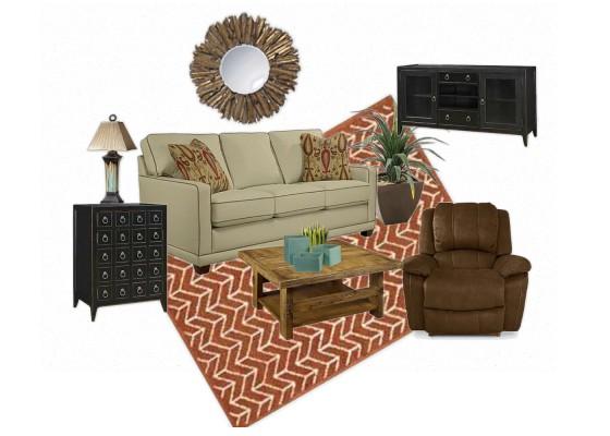 The Kennedy Sofa by La-Z-Boy