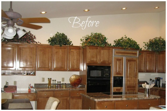 How NOT to decorate your kitchen cabinets | Design meets Comfort