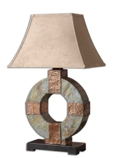Slate by Uttermost - Valdemar by uttermost - Available at La-Z-Boy Furniture Galleries of