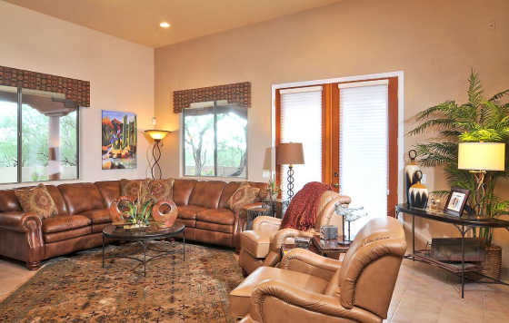 Southwest Design by Lourdes Rozean La-Z-Boy Furniture Galleries of Arizona