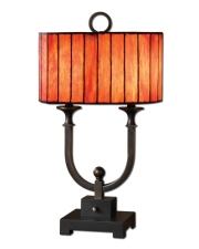 Tiffany Lamp Bellevue by uttermost - Available at La-Z-Boy Furniture Galleries of Arizona