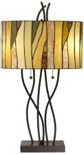 Tiffany Lamp Oak Vine by PCL - Tiffany Lamp Missioncraft by PCL - Tiffany Lamp Bellevue by uttermost - Available at La-Z-Boy Furniture Galleries of Arizona