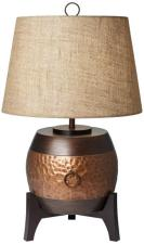 Western Lamp Maru Barrell by PCL - Available at La-Z-Boy Furniture Galleries of Arizona