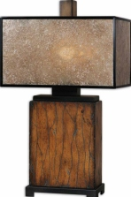 Western Lamp Sitka by uttermost -Available at La-Z-Boy Furniture Galleries of Arizona